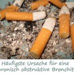 Chronisch obstruktive Bronchitis