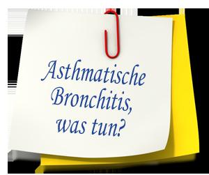 Asthmathische Bronchitis